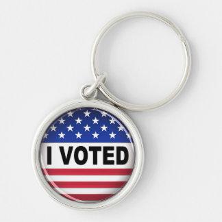 Voté - llavero