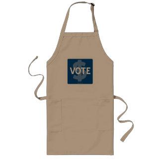 $ VOTE LONG APRON