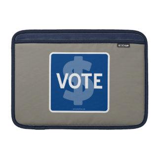 $ VOTE MacBook AIR SLEEVE