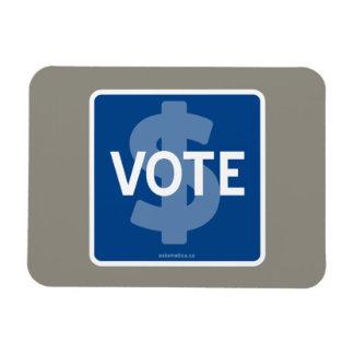 $ VOTE MAGNET