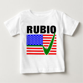 Vote Marco Rubio for President 2016 Baby T-Shirt