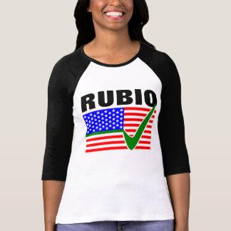 Vote Marco Rubio for President 2016 Shirt
