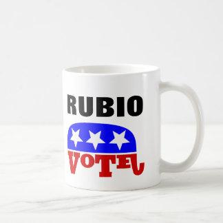 Vote Marco Rubio Republican Elephant Coffee Mug