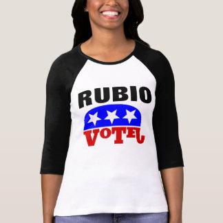 Vote Marco Rubio Republican Elephant T Shirt