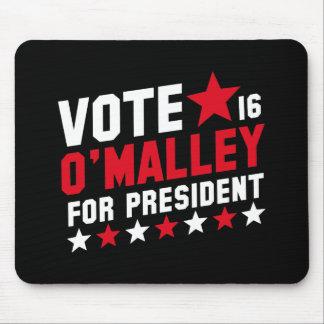 Vote Martin O'Malley Mouse Pad