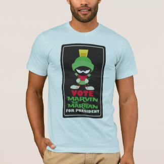 Vote MARVIN THE MARTIAN™ for President T-Shirt