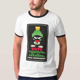 Vote MARVIN THE MARTIAN™ for President T Shirt