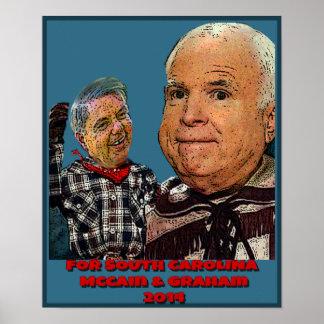 ¡Vote McCain y a Graham 2 senadores 4 el precio d