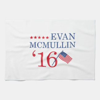 Vote McMullin 2016 Hand Towel