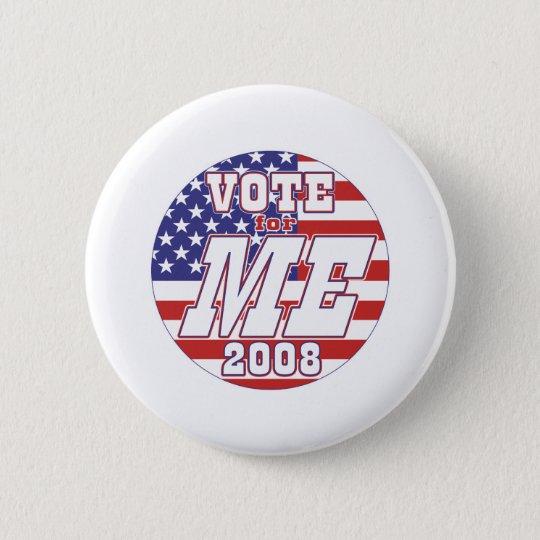 Vote ME 2008 Button