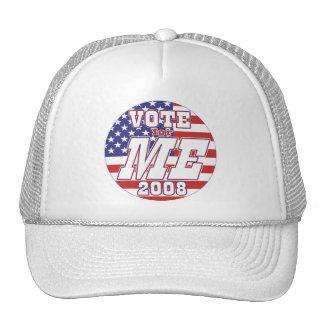 Vote ME 2008 Trucker Hat