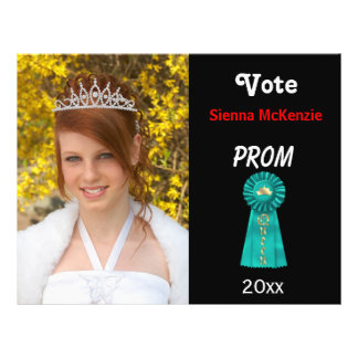 vote for me flyers