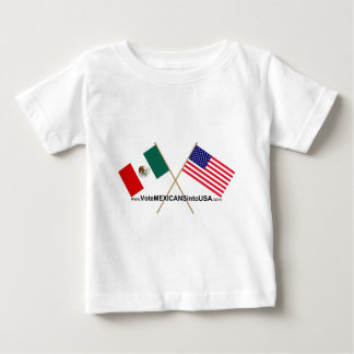 Vote Mexicans into USA Tee Shirt