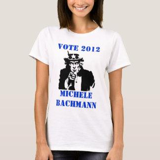 VOTE MICHELE BACHMANN 2012 T-Shirt