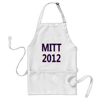 Vote Mitt Romney 2012 Adult Apron