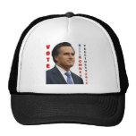 Vote Mitt Romney 2012 Hat