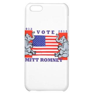 VOTE MITT ROMNEY 2012 iPhone 5C COVER