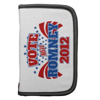 Vote Mitt Romney 2012 Organizers