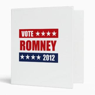 VOTE MITT ROMNEY 2012 -.png Binders