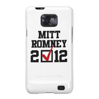 VOTE MITT ROMNEY 2012.png Samsung Galaxy SII Cases