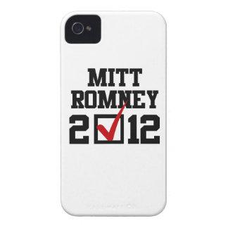 VOTE MITT ROMNEY 2012.png Case-Mate iPhone 4 Cases