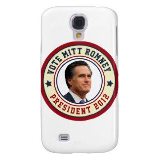 Vote Mitt Romney For President 2012 Galaxy S4 Cases