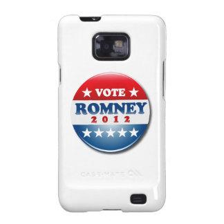 VOTE MITT ROMNEY PIN ROUND.png Galaxy SII Cases
