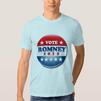 VOTE MITT ROMNEY PIN ROUND.png Shirt