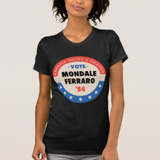 Vote Mondale/Ferraro '84 T-Shirt
