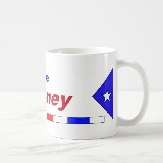 Vote Mooney Coffee Mug