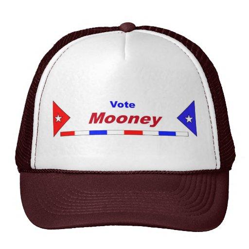 Vote Mooney Trucker Hat