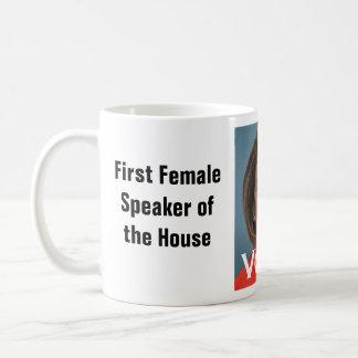 Vote Nancy Pelosi Coffee Mug