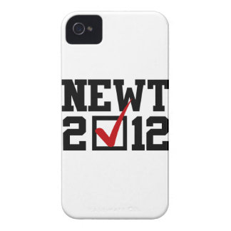 VOTE NEWT GINGRICH 2012 iPhone 4 COVER