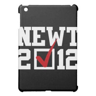VOTE NEWT GINGRICH 2012 - iPad MINI COVER