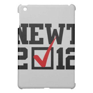 VOTE NEWT GINGRICH 2012 iPad MINI CASE