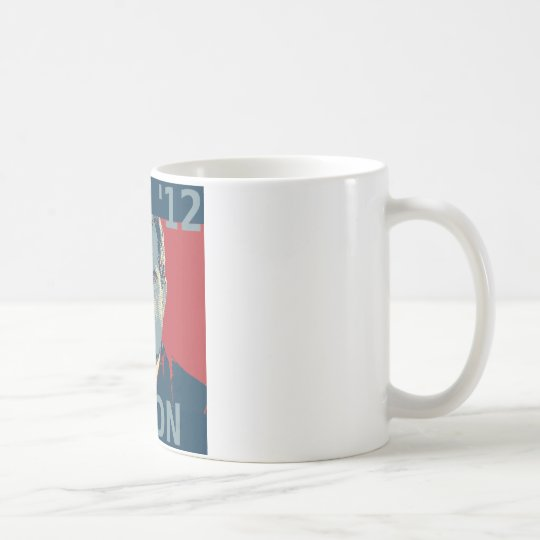 Vote Nixon 2012 Coffee Mug