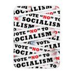 Vote no al socialismo imán