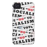 Vote no al socialismo iPhone 4 cobertura