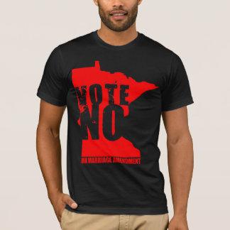 VOTE NO MINNESOTA MARRIAGE AMENDMENT T-Shirt