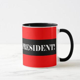 Vote no por presidente