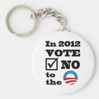 Vote No to the O Keychain