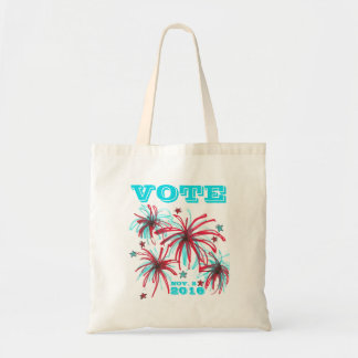 VOTE November 8th Election Day USA Voting Tote