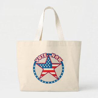 Vote Now Star Bag