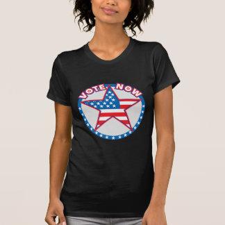 Vote Now Star T Shirt