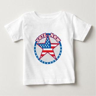 Vote Now Star T-shirt