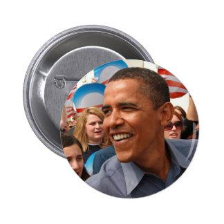 Vote Obama -08 - Button