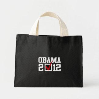 VOTE OBAMA 2012 BLUE BAG