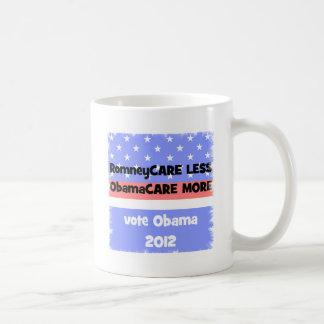 vote Obama 2012 Coffee Mug