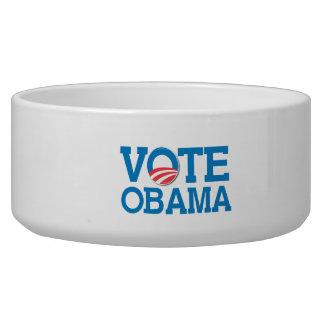 VOTE OBAMA 2012 - -.png Dog Bowl