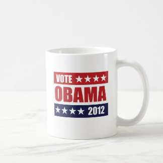 VOTE OBAMA 2012 SIGN - png Mugs